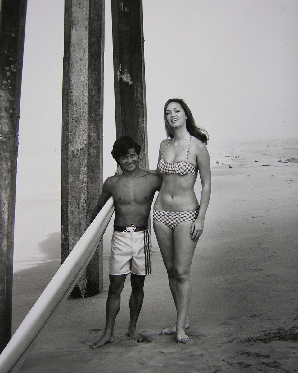 Ретро 70 х на пляже 29 фотография
