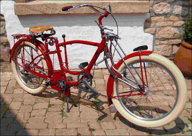 Тюнинг велосипедов своими руками фото