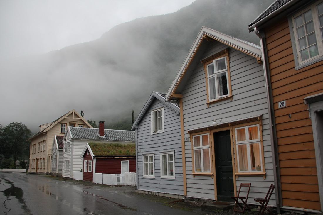 Лаердаль - деревня в Норвегии