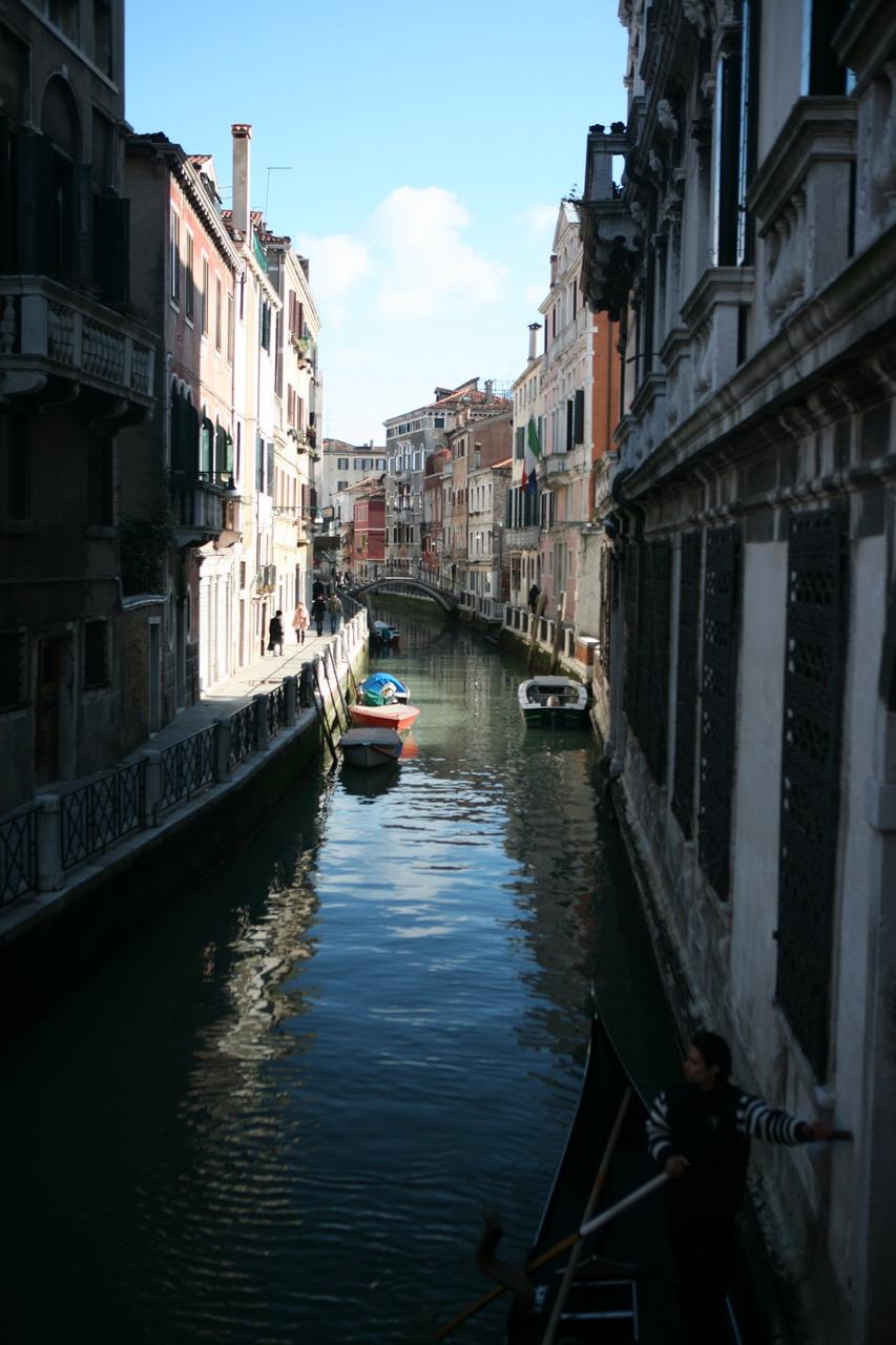 Европа. Италия. Венеция.