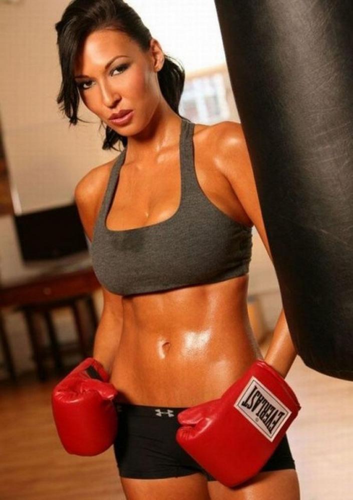 Девушки и бокс