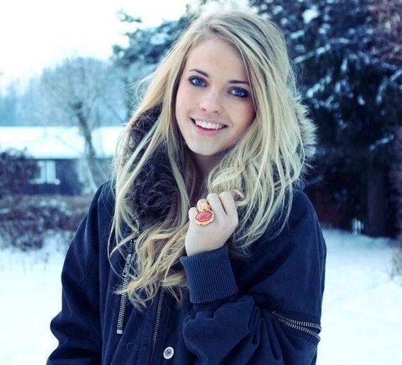 Норвежская блоггерша