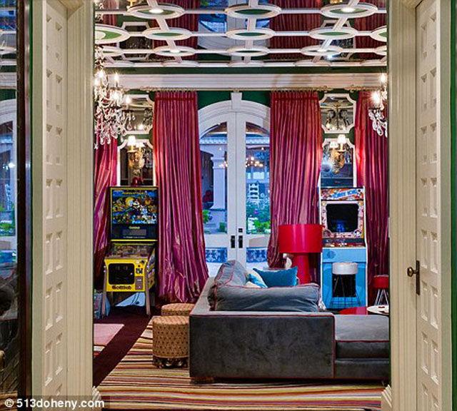Дом Кристины Агилеры