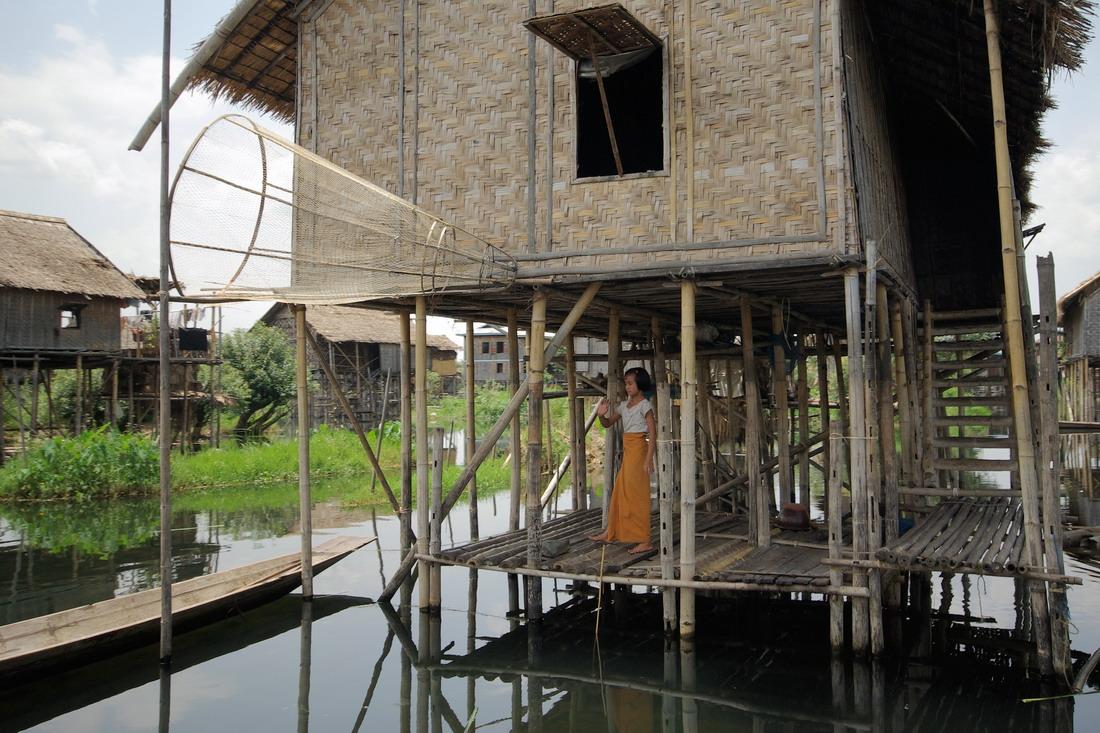 Бирма - Инле