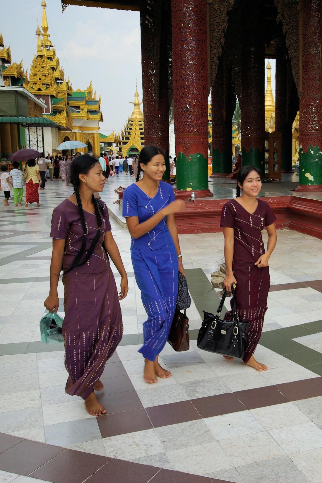 Бирма - Янгон