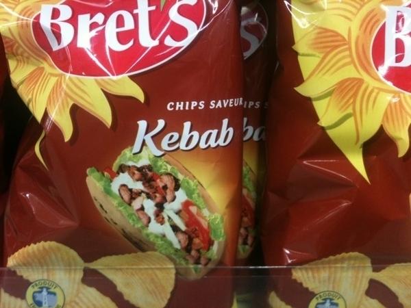 Сумасшедший Вкус Чипсов