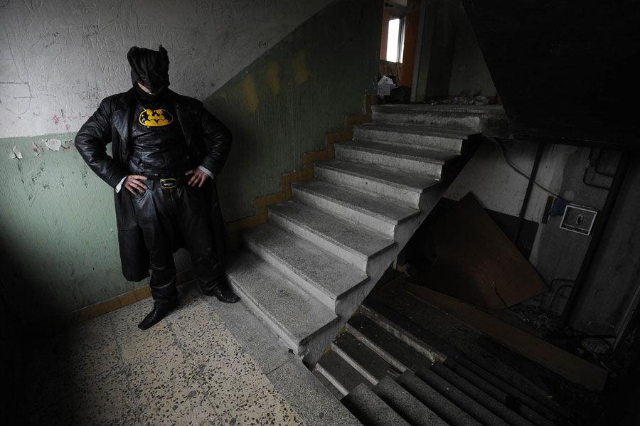 Словацкий Бэтмэн