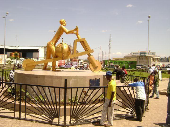 Уникальная Африка
