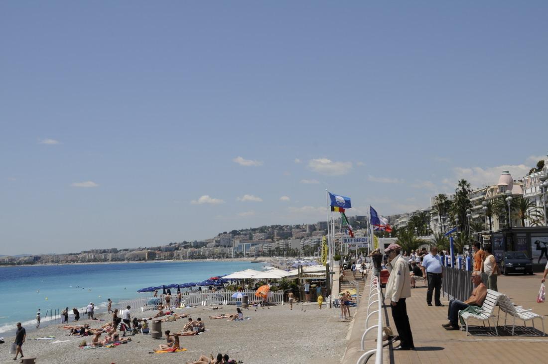 Лазурный Берег Франции