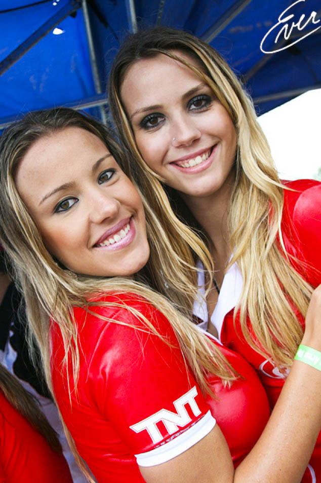 Девушки c Formula 1