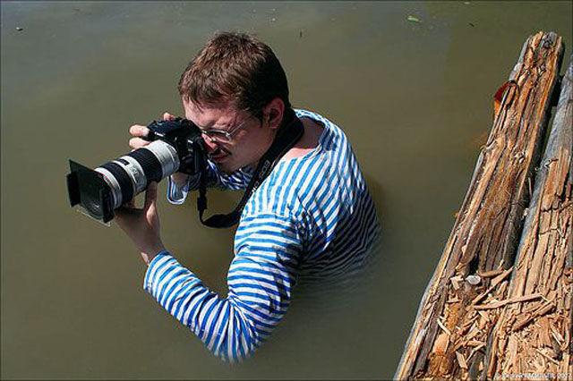 Загадочные Позы Фотографов
