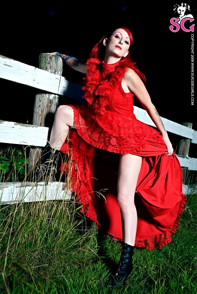 Рыжеволосые девушки