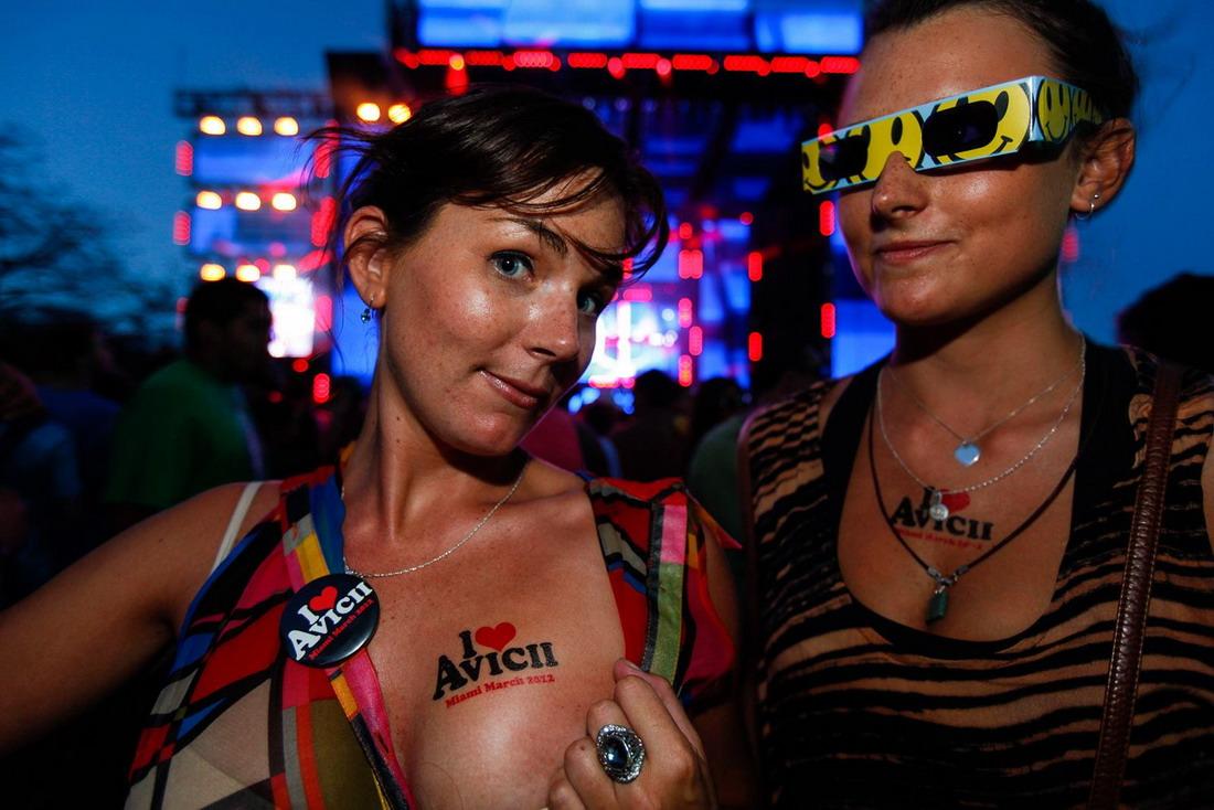 Девушки с Ultra 2012