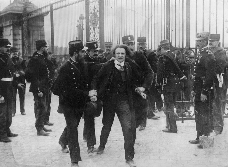 Что было уникального в первой полиции Австралии?