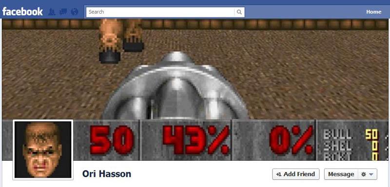 ������� �� Facebook