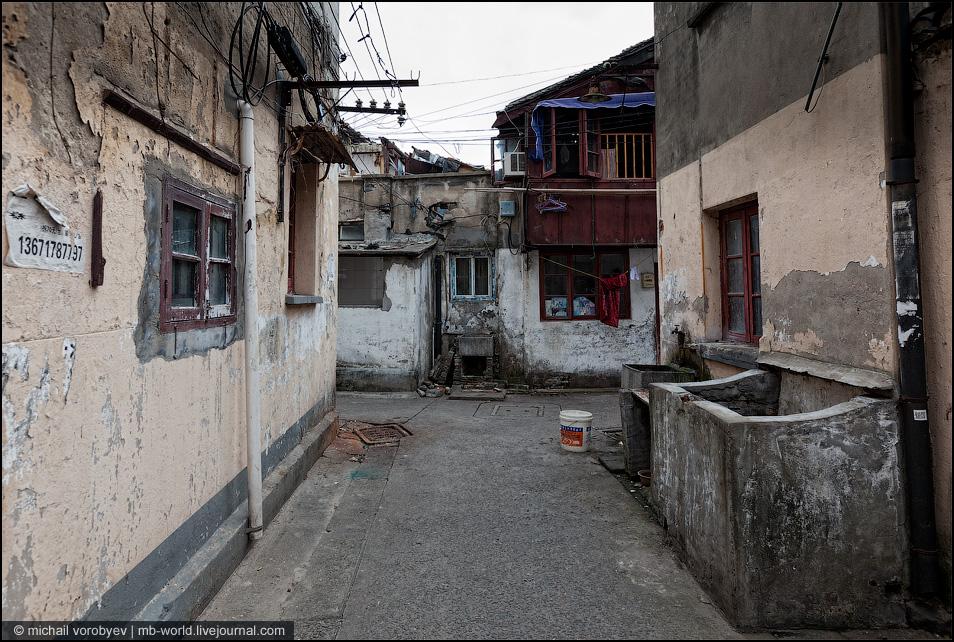 Районы Шанхая
