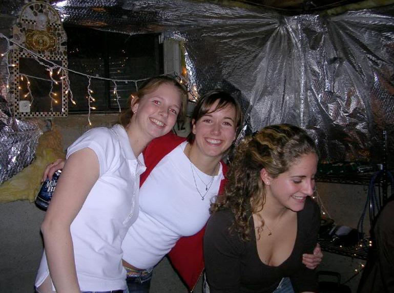 Бир-Понг и Девушки