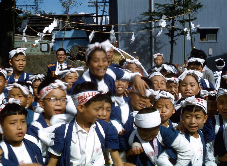 Япония в 50-ых
