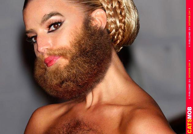 Известные Женщины с Бородой