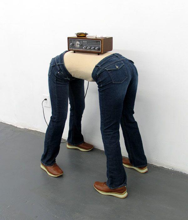 Удивительные Скульптуры Марка Дженкинса