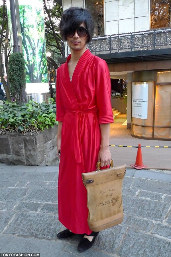 Уличная Мода в Японии