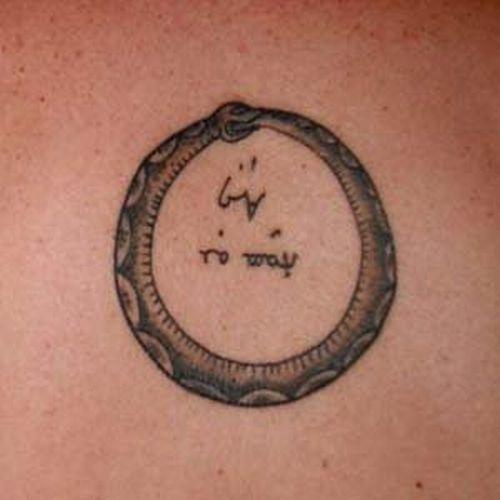 Татуировки Научной тематики