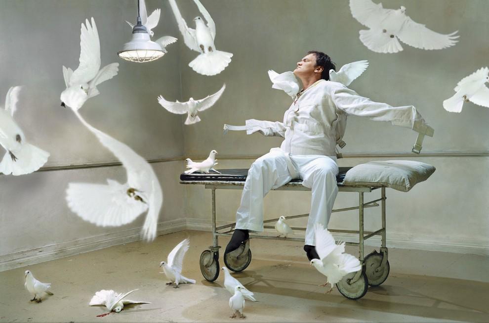 Подборка работ Мартина Шоеллера
