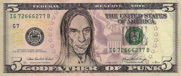 Забавные доллары