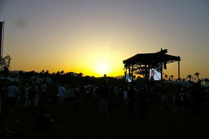 Веселье на Coachellafest