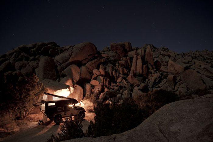 Дом для авто туриста
