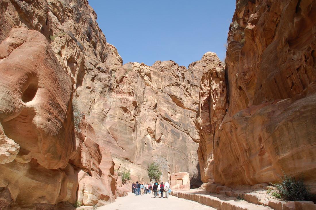 Петра. Иордания
