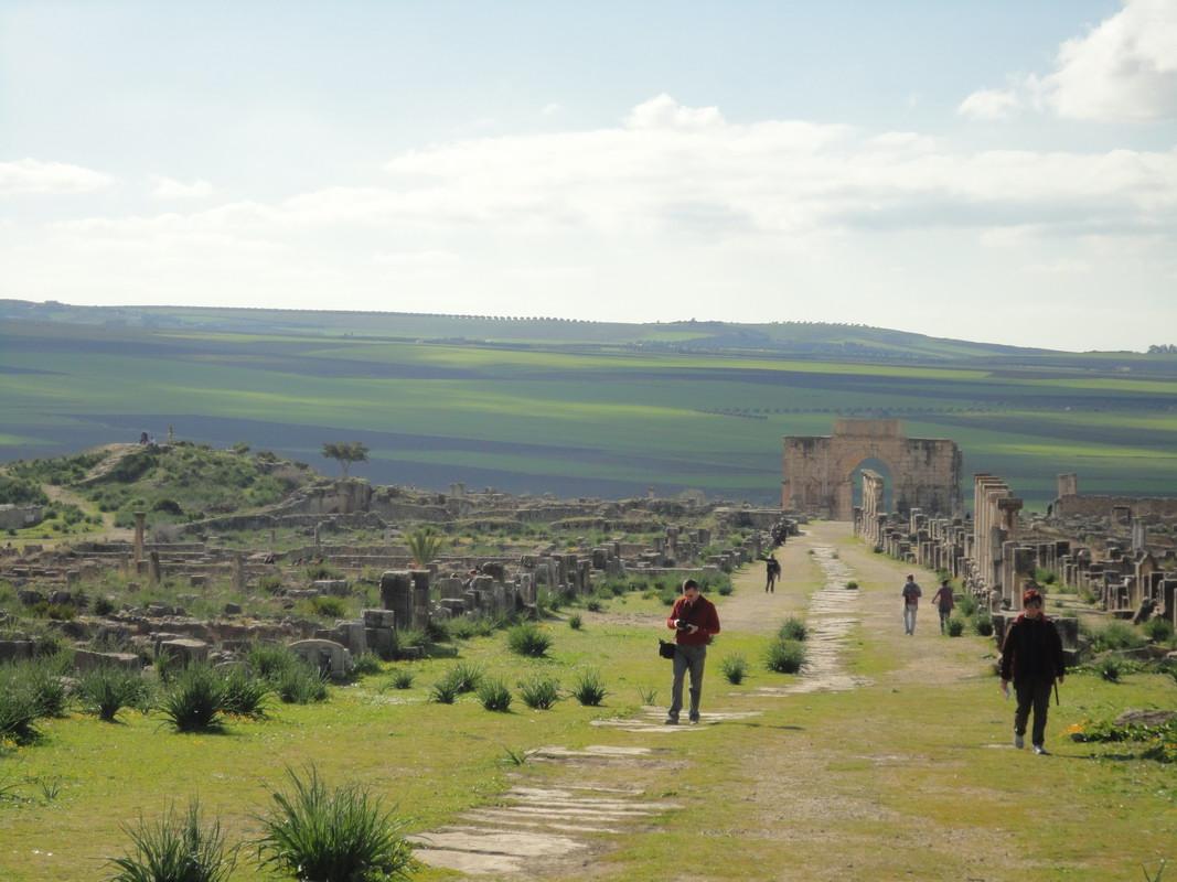 Волюбилис. Марокко