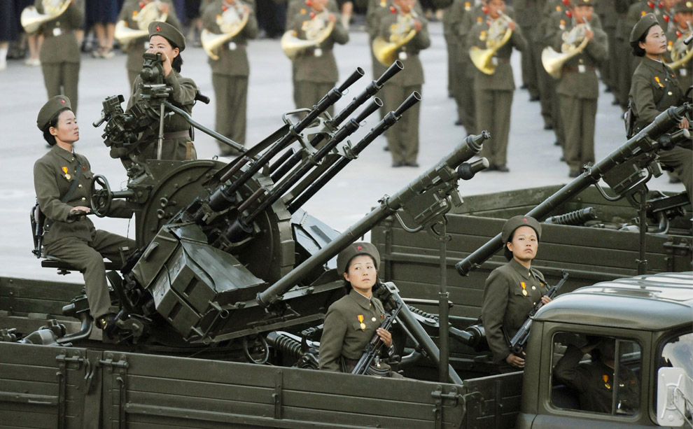 Северная Корея сегодня