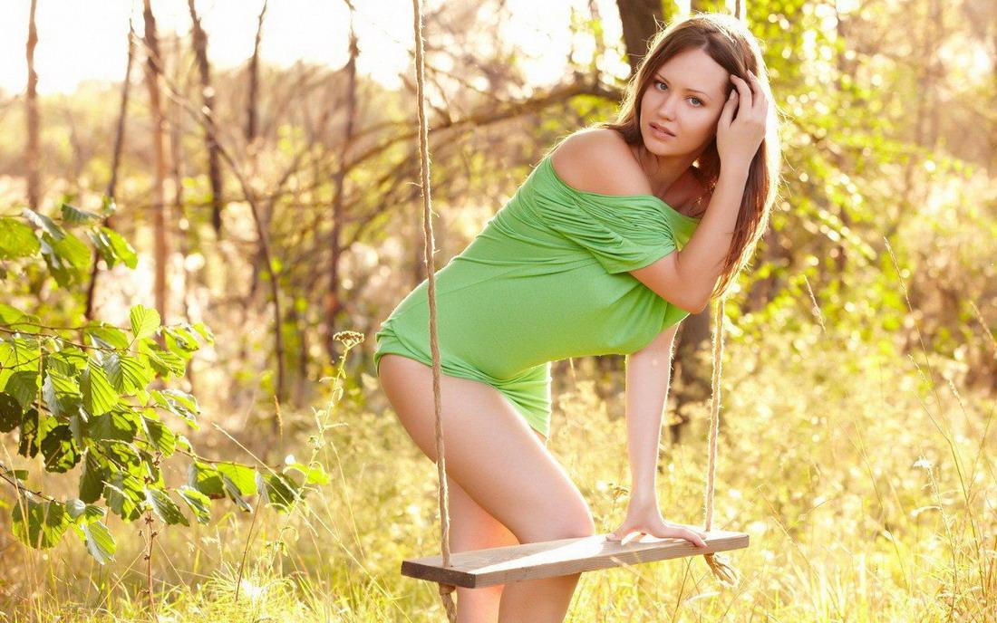 Nude private dancer