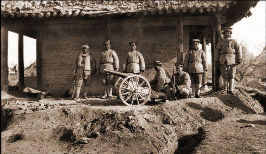 Старые фотографии Китая