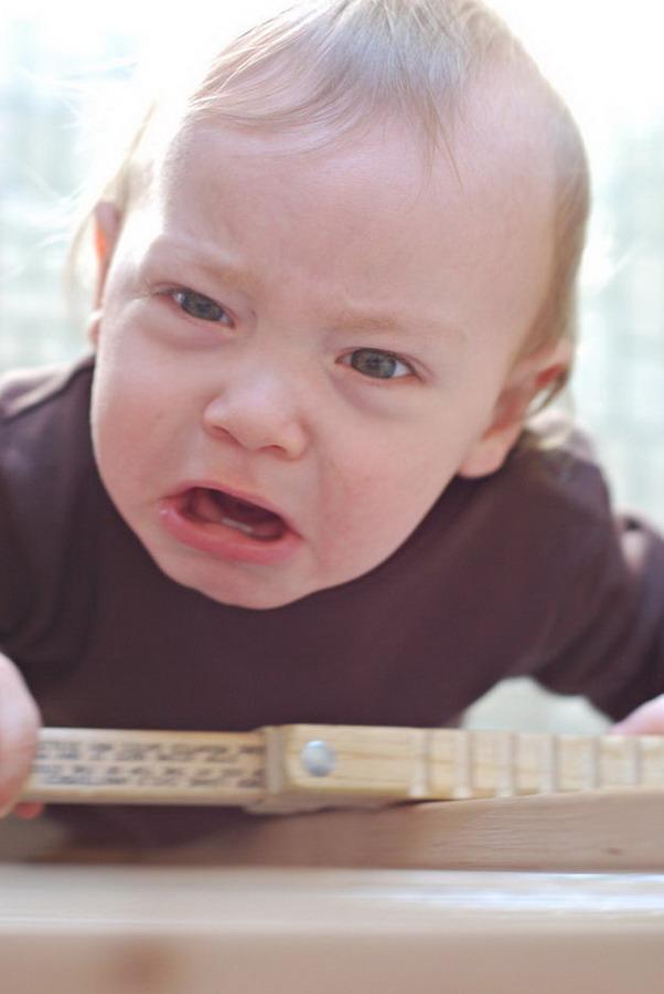 Сердитые и Забавные Дети