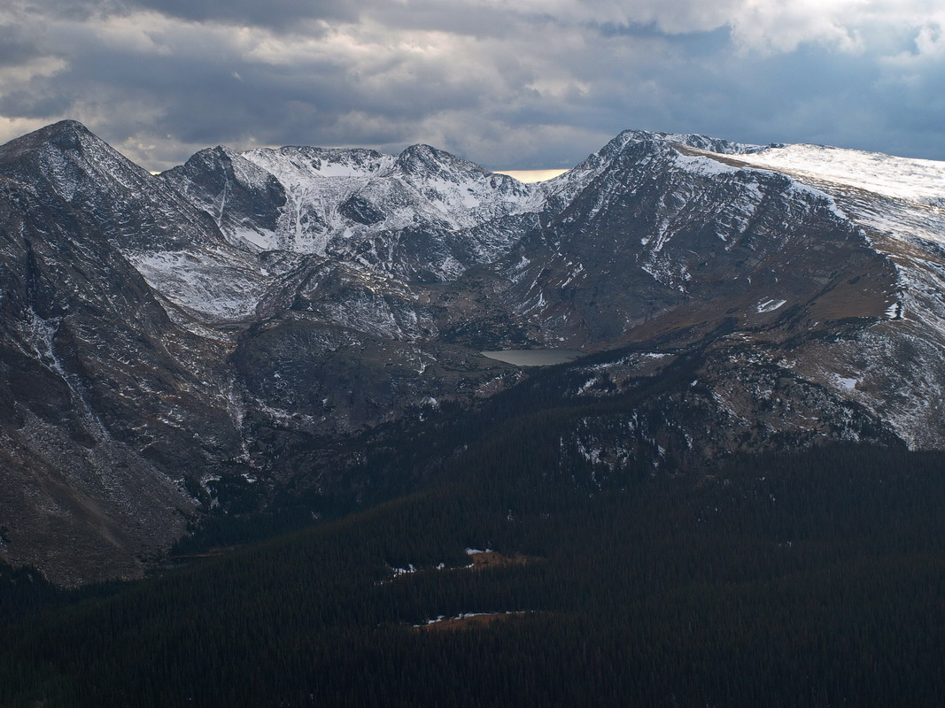 Rocky Mountains. Colorado