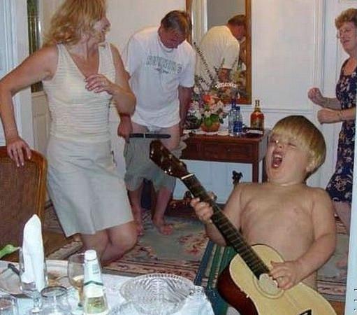 Дурацкие фотографии странных людей