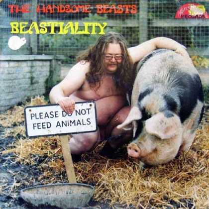 Худшие обложки музыкальных альбомов всех времен