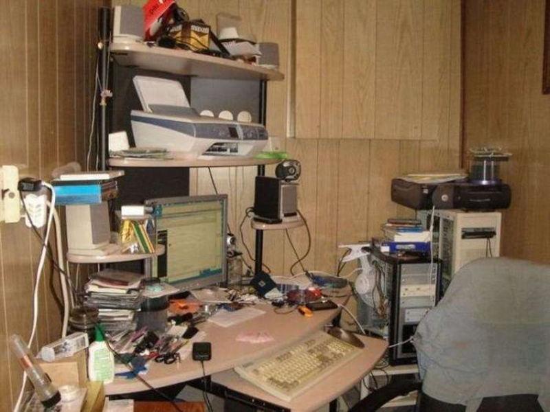 Самые Ужасные Офисные места