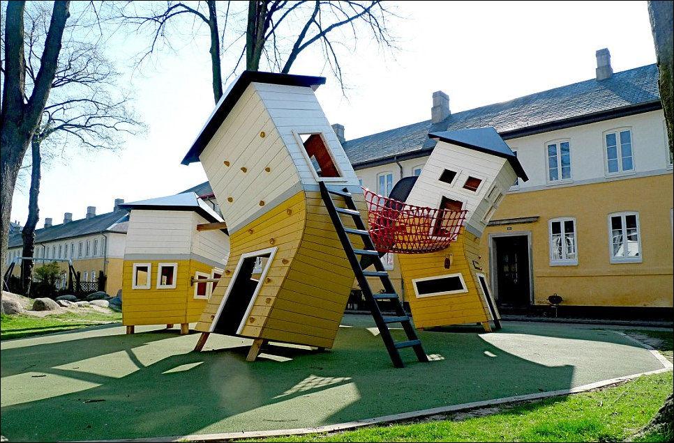Фантастическая Детская площадка
