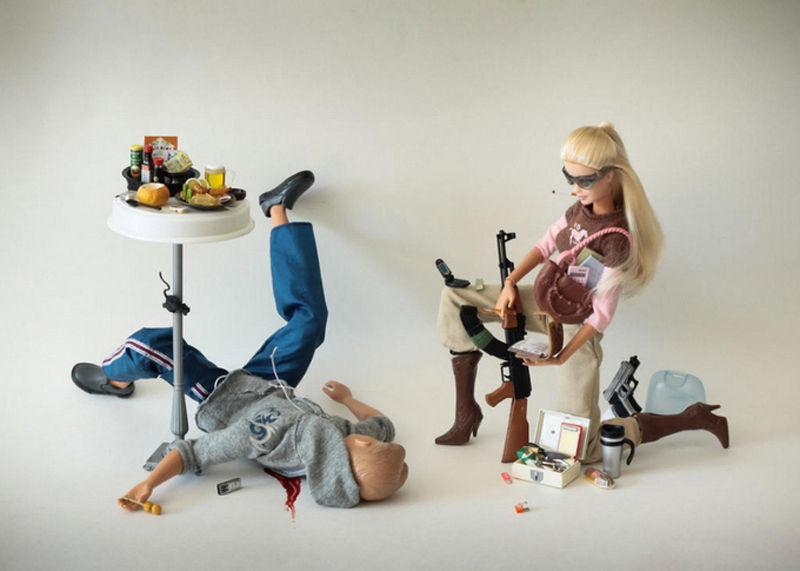 Тайная Жизнь Кукол