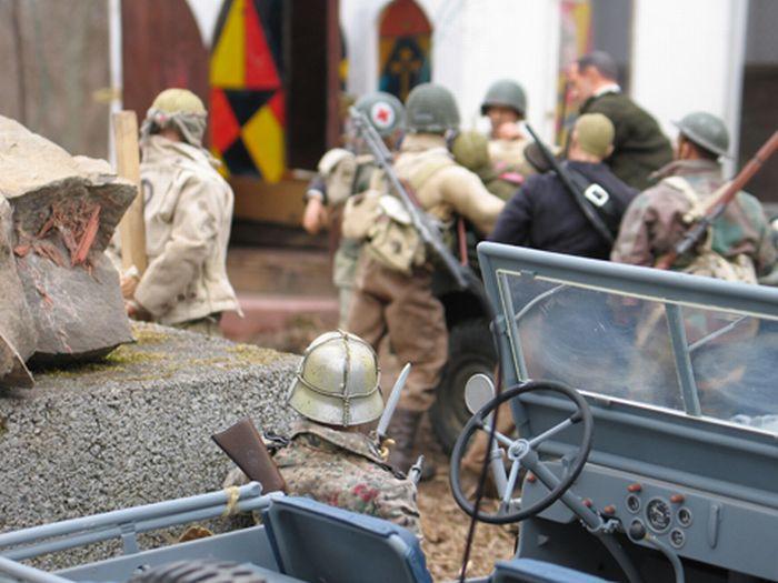 Миниатюрные Солдаты