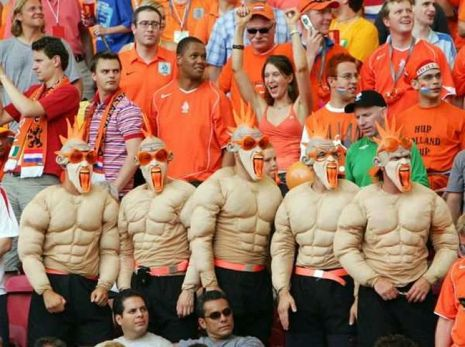 Забавные Спортивные Фанаты