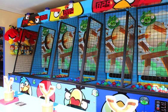 Тематический парк Angry Birds в Финляндии