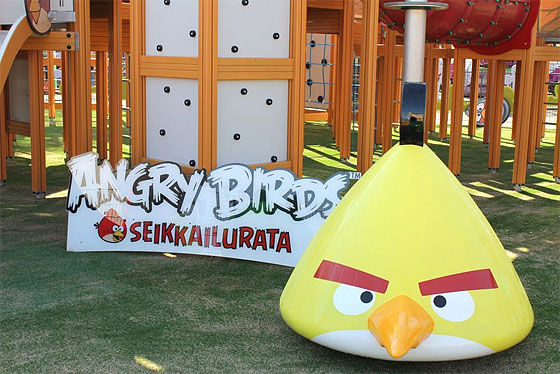 ������������ ���� Angry Birds � ���������