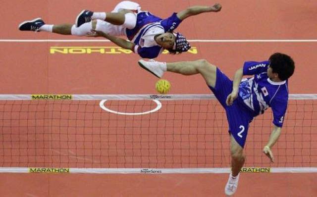 Удивительные и умело снятые Спортивные фотографии