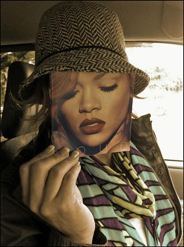 Обложки музыкальных альбомов и Действительность - 2
