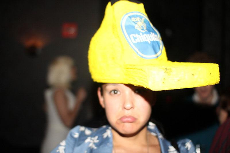 Банановые кепки
