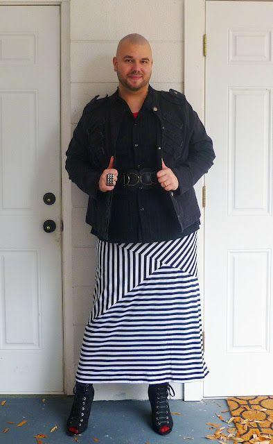 радикальные изменения в мужской моде